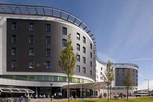 University Hospital Jersey?